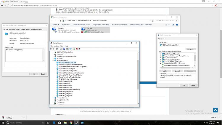 NETGEAR A6210 AC1200 WiFi windows 10 anniversary update problems-1.png