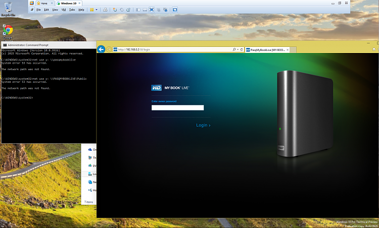 Trouble finding & mapping my nas drive Solved - Windows 10 Forums