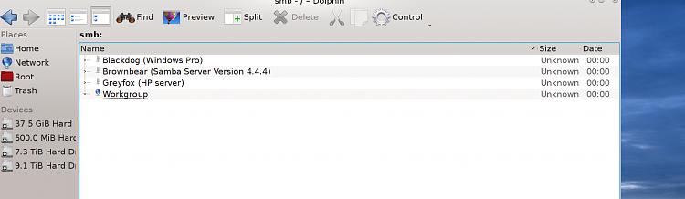 Creating a samba share in windows 10 - Windows 10 Forums
