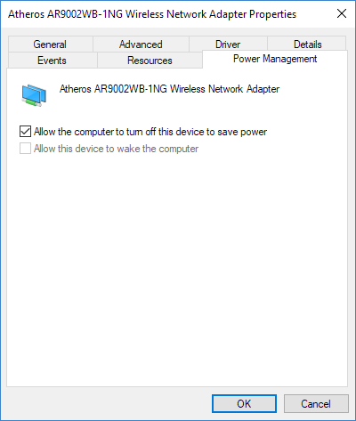 how to update wireless network adapter