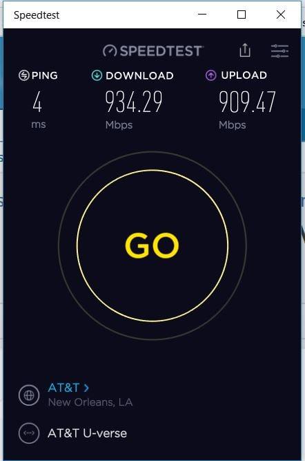 Click image for larger version.  Name:ATT Fiber Speed Test.JPG Views:73 Size:37.5 KB ID:146382