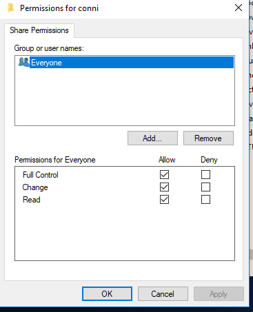 Peer to peer problems-dell-conni-permissions.png