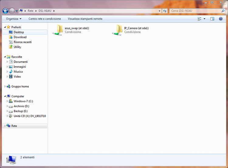 How to share usb on the router in the network folder in Ftp Windows