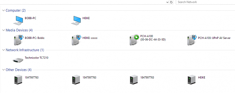 connect to new network drive