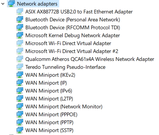 Suddenly no Wi-Fi connection is available Solved - Windows 10 Forums