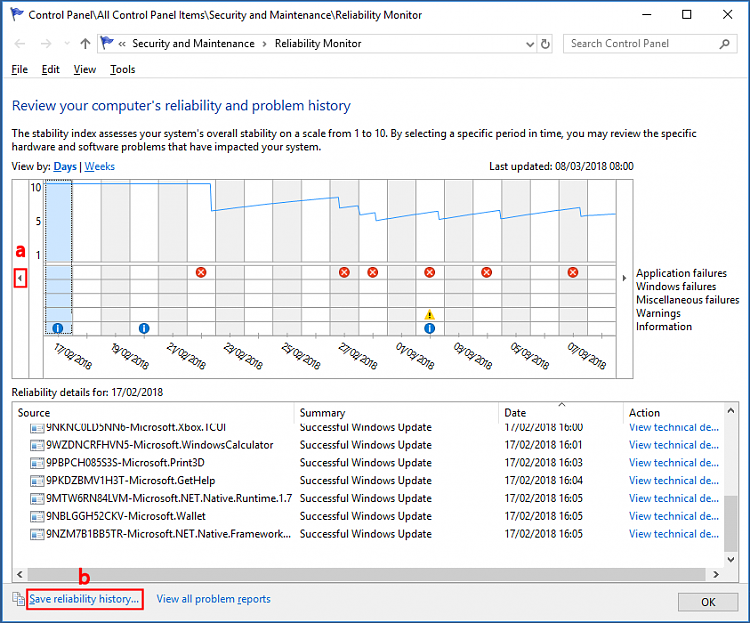Click image for larger version.  Name:reliability report.png Views:1 Size:58.6 KB ID:179990