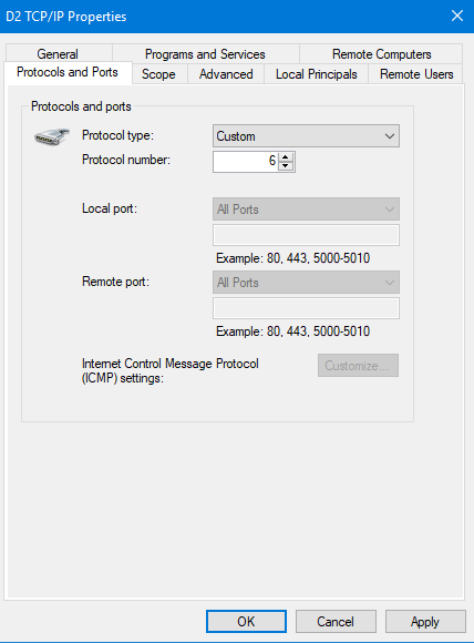 Having trouble with port forwarding   Solved - Windows 10 Forums