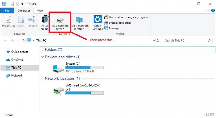 Folder/Drive sharing fubarred after 1803 upgrade    - Windows 10 Forums