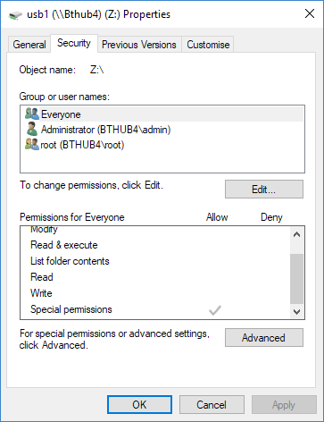 Having trouble taking ownership of USB network drive-router-share-permissions.png