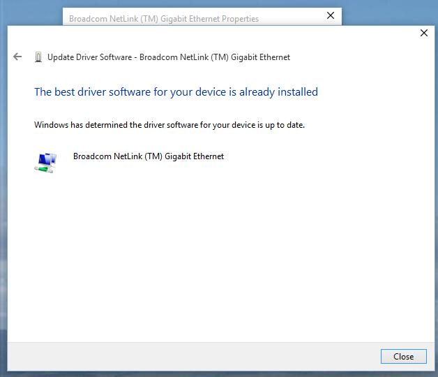 Internet and Network by Ethernet lost Solved - Windows 10 Forums