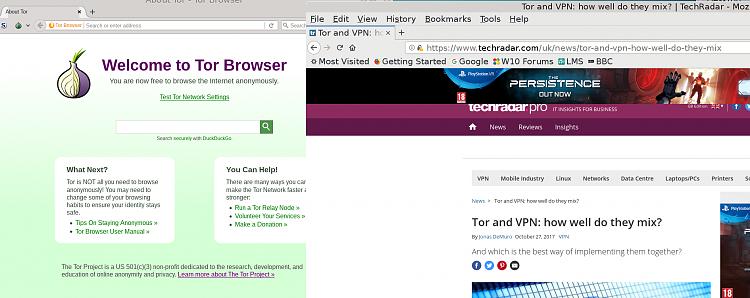 Vpn mode on tor | TOR Over VPN & VPN Over TOR: Which is Better
