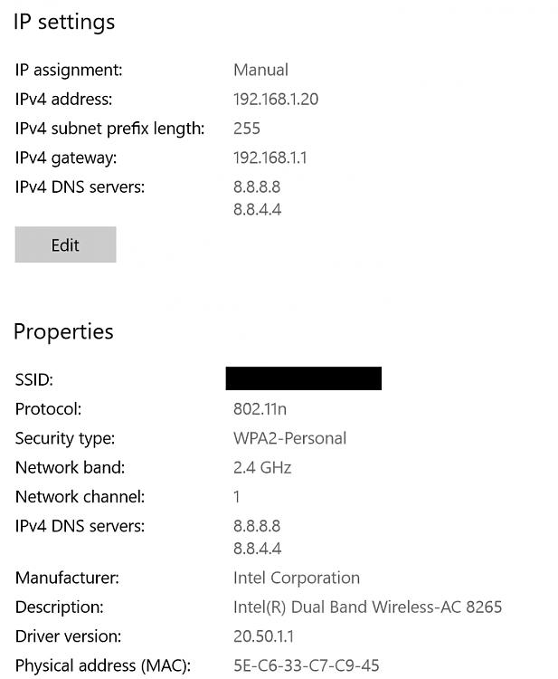 no internet secured – fix windows 10 wifi error
