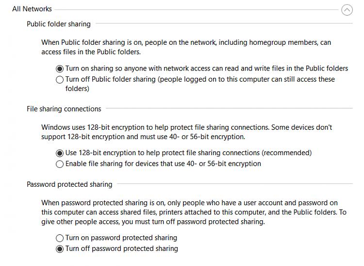 1809 breaks network browsing? - Windows 10 Forums