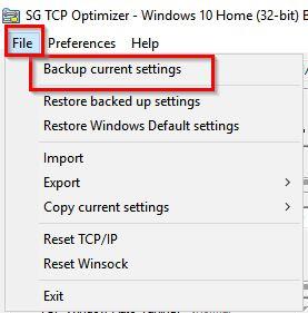 Click image for larger version.  Name:SG TCP Optimizer backup.jpg Views:28 Size:17.0 KB ID:215312