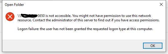Windows 10 1809 will not share folders or files-1.jpg