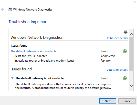 Click image for larger version.  Name:network diagnostics part 4.PNG Views:4 Size:17.9 KB ID:228545