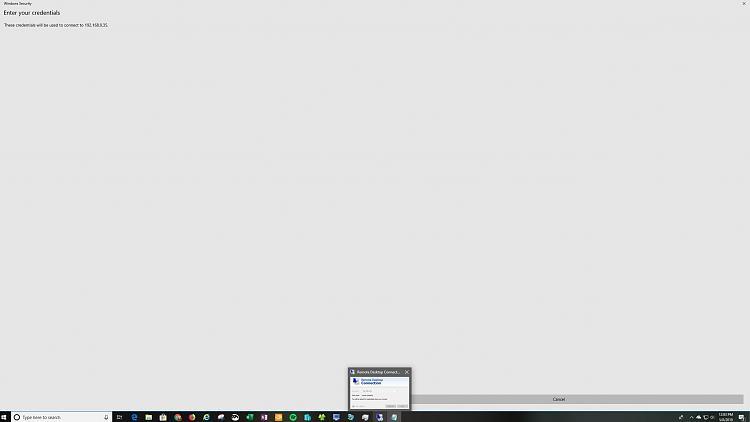 Remote Desktop second window not accessible (Help!)-bug.jpg