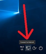 Change the name of the internet icon on the lock screen in Windows 10-networkui.jpg