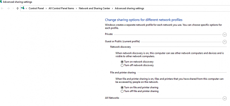 Workgroup peer-to-peer: impossible to log in just to one PC of the LAN-sharing-options-guest-public.png