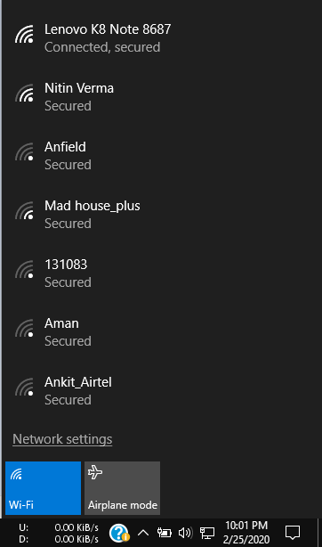 """HP 15-ay513tx laptop """"Connected, No Internet"""" on hotspot..-untitled.png"""