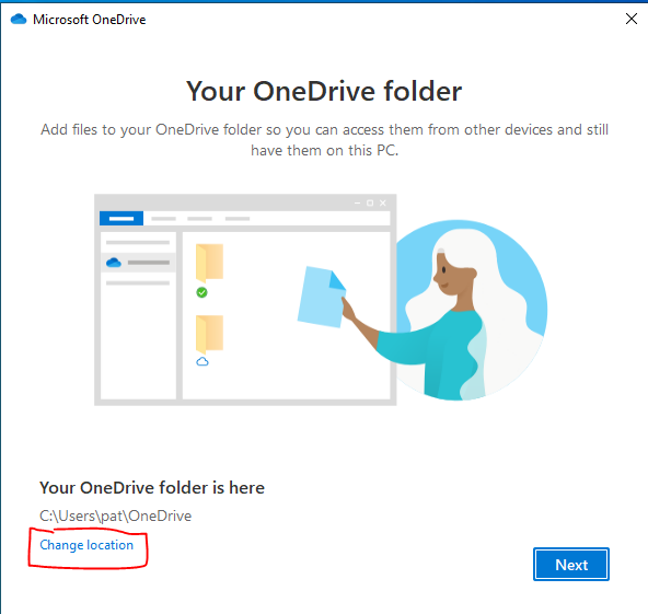 OneDrive - Another over complicated product from Microsoft?-step1-loginandchange.png