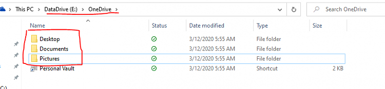 OneDrive - Another over complicated product from Microsoft?-step3-create3foldersinonedrive.png