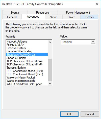 Pcie Gbe Family Controller Driver Windows 10