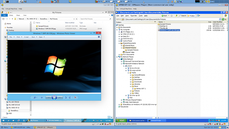 Click image for larger version.  Name:Networking - XP VM from W10 VM.png Views:92 Size:354.2 KB ID:6863