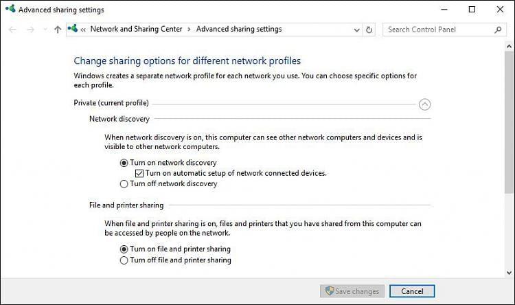 Access Win10 PC via Android ES File Explorer - Windows 10 Forums