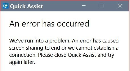 Windows Quick Assist not working for me-capture.jpg