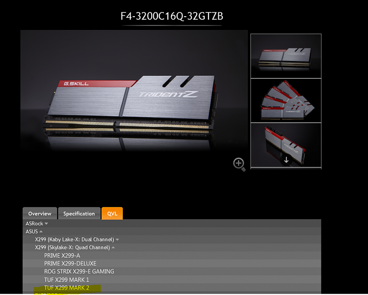 Click image for larger version.  Name:3200 qvl asus mark 2 is listed.PNG Views:5 Size:352.9 KB ID:162381