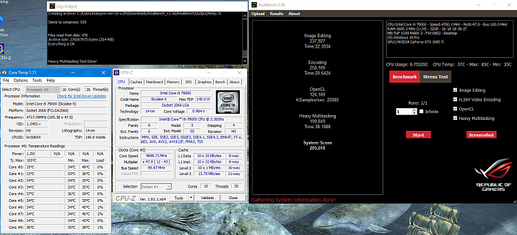 Click image for larger version.  Name:realbench 205.018 speed 4700.1MHz.PNG Views:5 Size:504.1 KB ID:163006