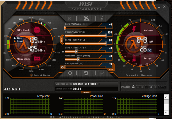 Latest MSI Afterburner Betas & Updates - Page 8 - Windows 10 Forums