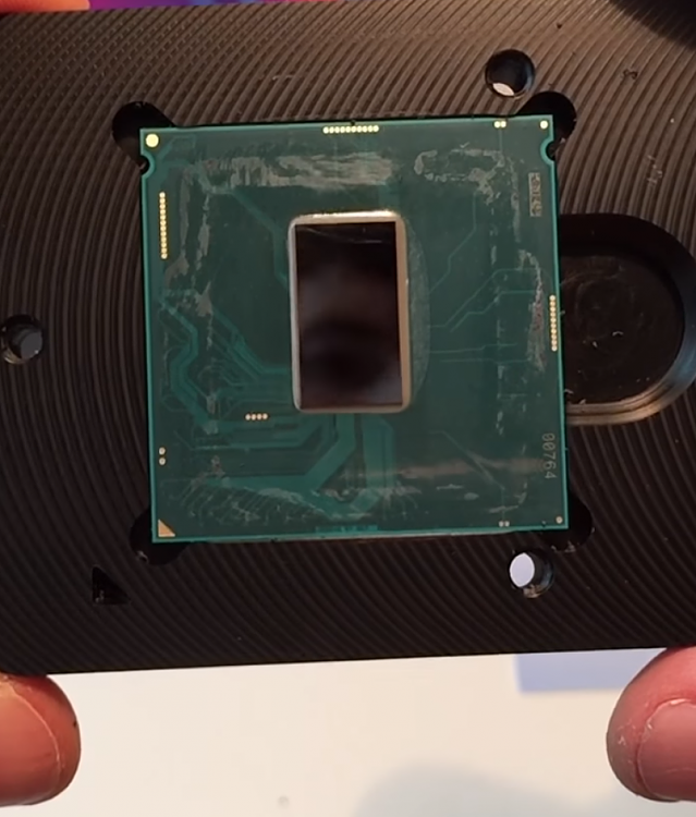 I have made the decision to delid my i7 8700k due to high