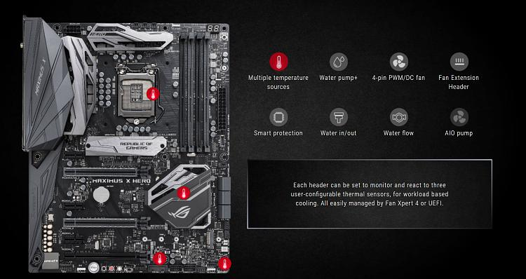 Asus Z370 Maximus X Motherboards - Page 46 - Windows 10 Forums