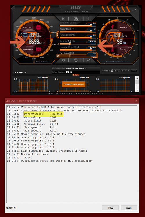 Latest MSI Afterburner Betas & Updates - Page 19 - Windows 10 Forums