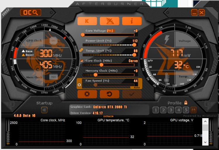 Latest MSI Afterburner Betas & Updates - Page 22 - Windows