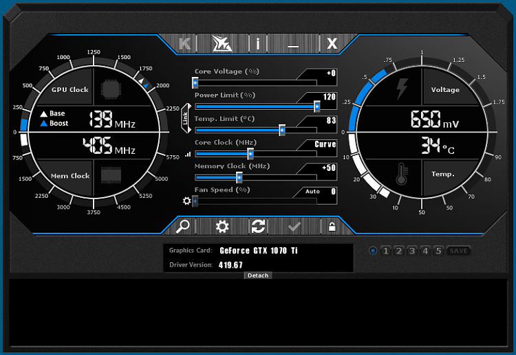 Latest MSI Afterburner Betas & Updates - Page 26 - Windows