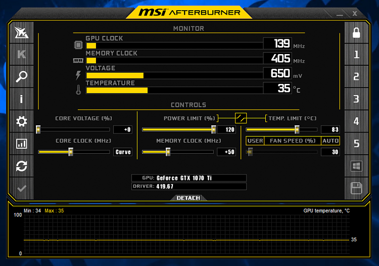 Latest MSI Afterburner Betas & Updates - Page 31 - Windows 10 Forums