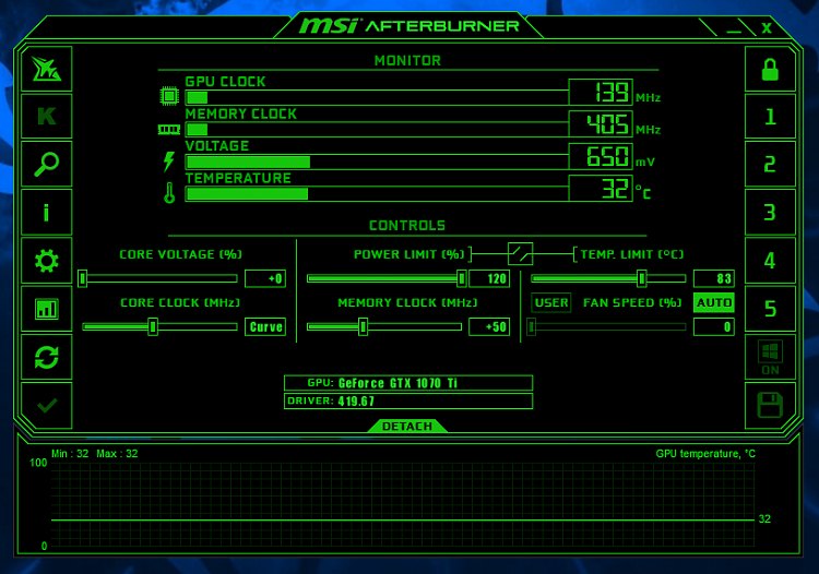 Latest MSI Afterburner Betas & Updates - Page 32 - Windows 10 Forums