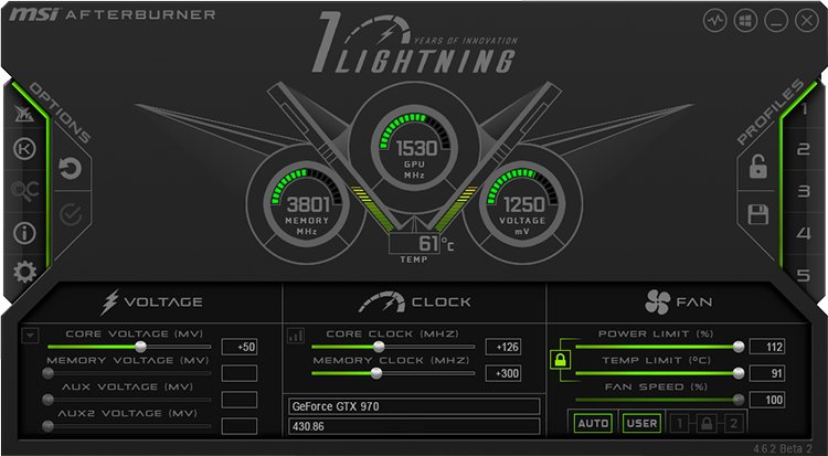 Latest MSI Afterburner Betas & Updates - Page 40 - Windows