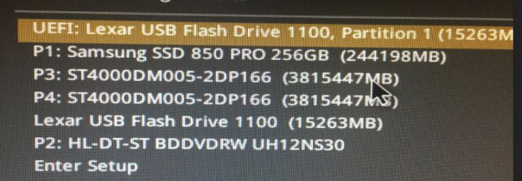 Win 10 Pro install on NVME PCIE drive: My nightmare-boot-menu.jpg