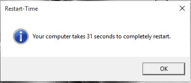 Click image for larger version.  Name:Restart time.JPG Views:64 Size:15.2 KB ID:47581