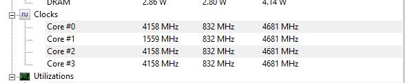 XMP enabled on Gigabyte Gaming 7 overclocks CPU - Windows 10