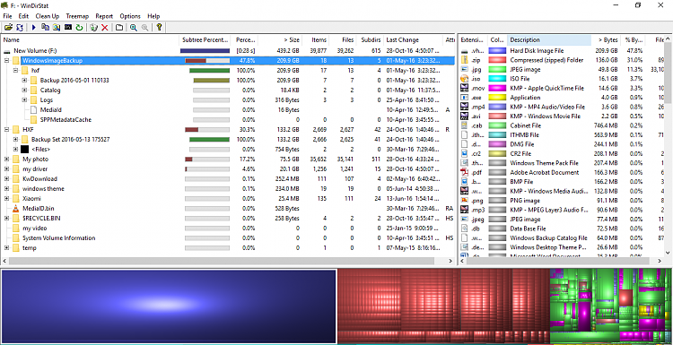 Missing internal hard drive space Solved - Windows 10 Forums