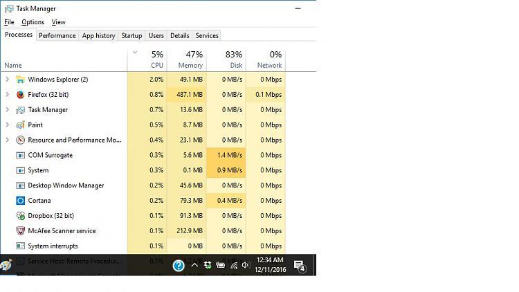 100% Disk: WPR_Initiated_DiagTrackAotLogger_WPR System