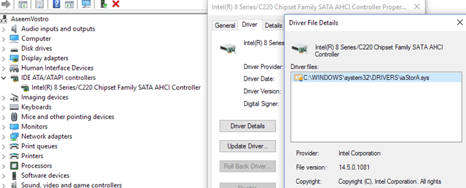 Please fix this 100% disk problem, I've tried -everything--ahci-controller.png