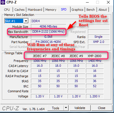 Wrong RAM speed in Windows Task Manager Solved - Page 2 - Windows 10