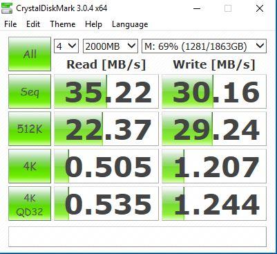 Click image for larger version.  Name:CrystalMark 4 J Lead Fr USB.JPG Views:28 Size:44.5 KB ID:124415