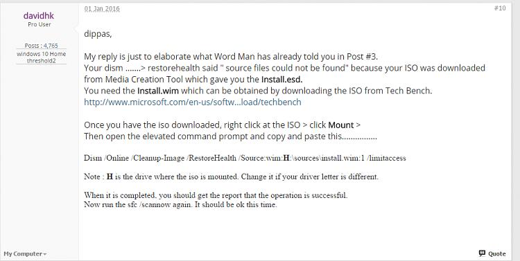 Windows 10 pro not in media creation tool | Windows 10